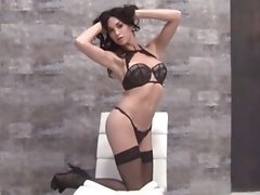 Jonelle Gets Naughty and Horny and She will Fuck the Nearest Dick Up on that Stone Wall