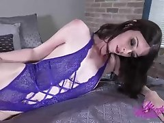 Your hot true love Mandy will show you how she will pleasure you with her thick tranny fuck stick